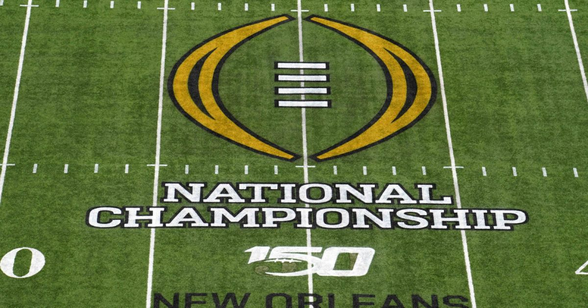 Espn S 4k National Championship Broadcast Airs On Comcast Directv And Altice In 2020 National Championship Espn College Football Espn