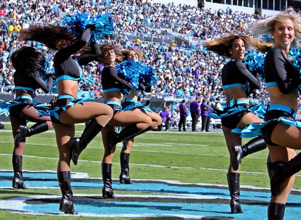 cheerleaders pantyhose Nfl in
