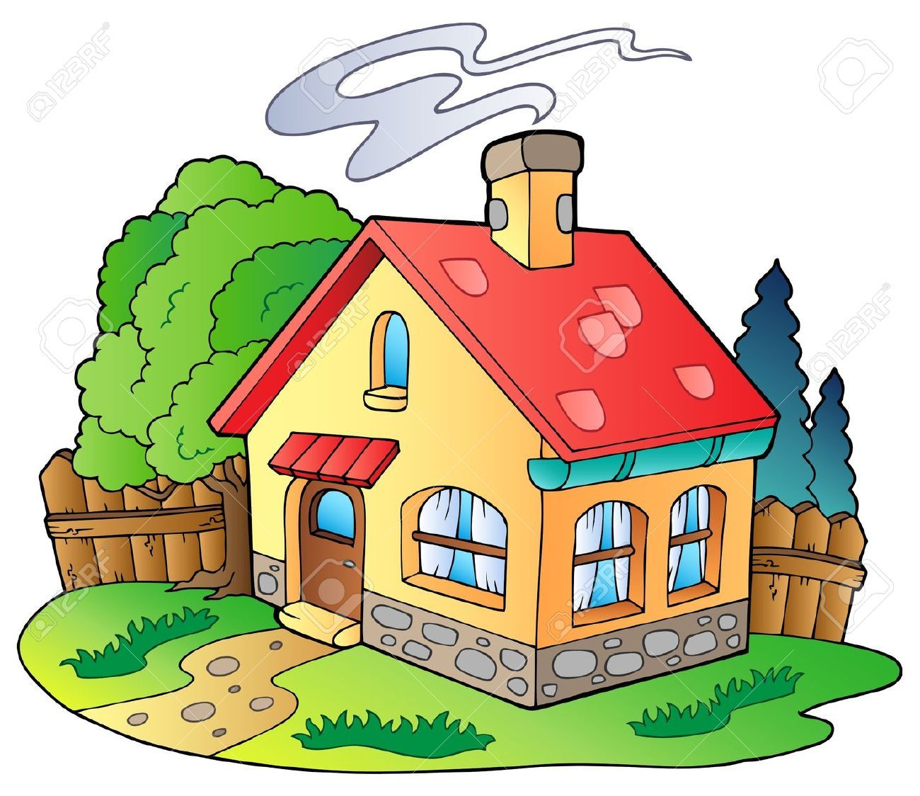 small family house vector buy this stock vector on u find other images
