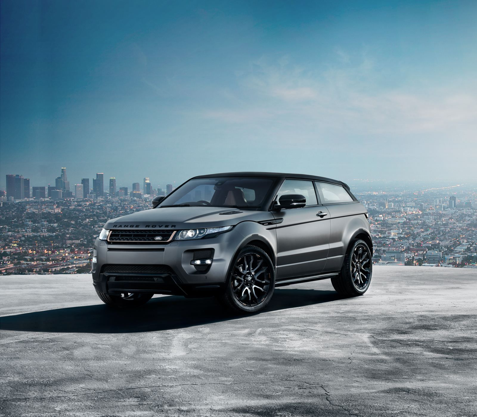 Used Land Rover Range Rover Evoque Suv 2 0 Td4 Hse Dynamic: Victoria Beckham X Range Rover Evoque Special Edition