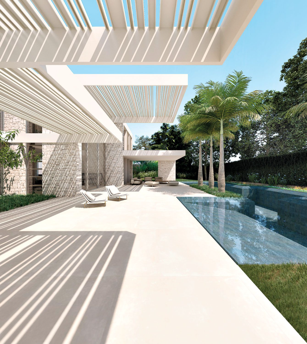 Why Designer Tom Scheerer Loves His Bahamas Getaway More Than Ever Galerie In 2020 Architect Hamptons House Architecture