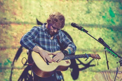 Ed Sheeran Resmi Ed Sheeran Ed Sheeran Multiply Wembley