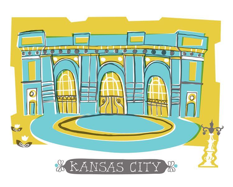 Kansas City prints from Tammy Smith https://tammysmithdesign.com/