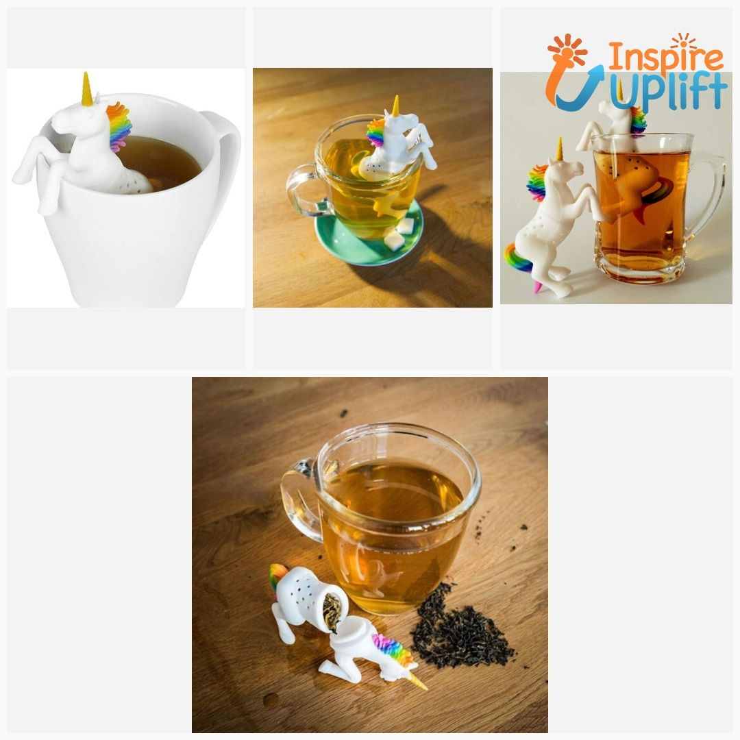 Magic Unicorn Tea Infuser inspireuplift For Tea Lovers