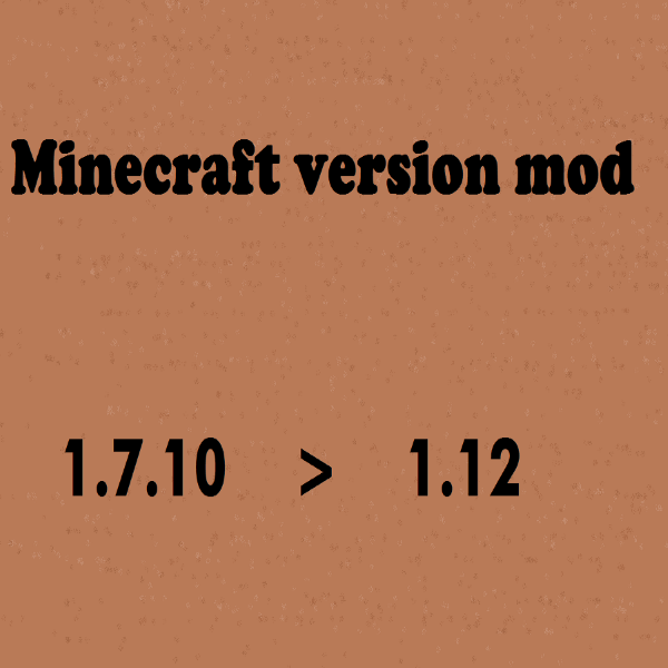 Version Mod Minecraft Mods Pinterest Mod Mod And - Minecraft 1 7 10 server erstellen ohne hamachi
