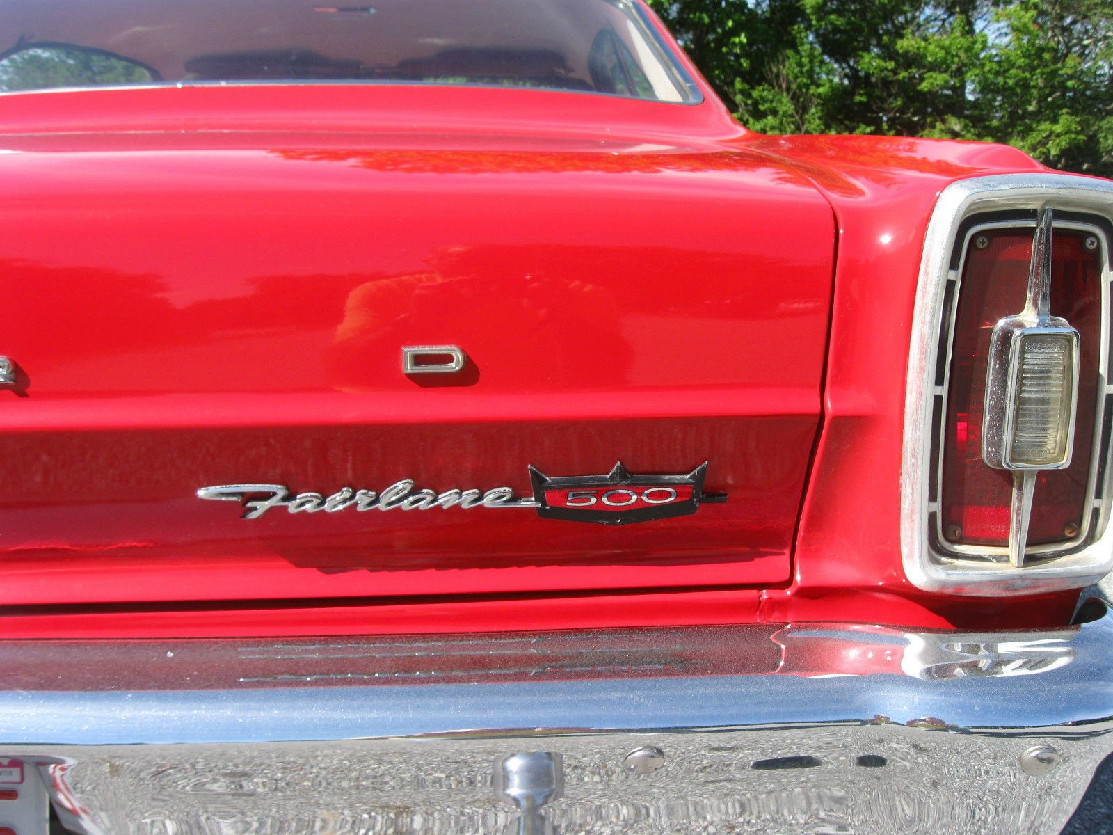 Ford Fairlane 500 | eBay