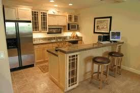How To Design A Basement Kitchen Small Basement Kitchen