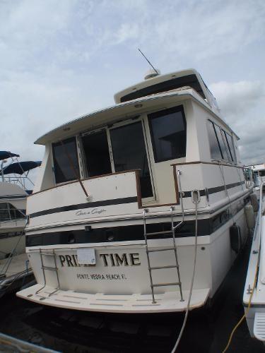 Used 1987 Chris-craft 501 Constellation, Jacksonville, Fl