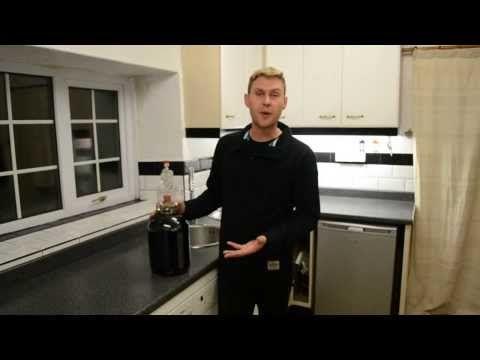 How to Make Blackberry Wine by Brewbitz Homebrew Shop - YouTube