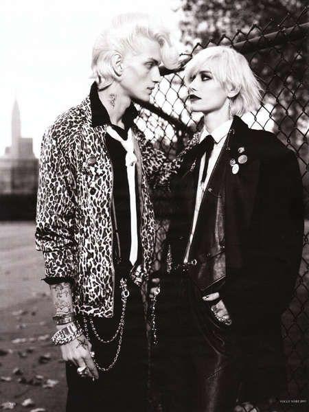 Rock'n'Roll Photography : Vogue Germany Elvis Lebt