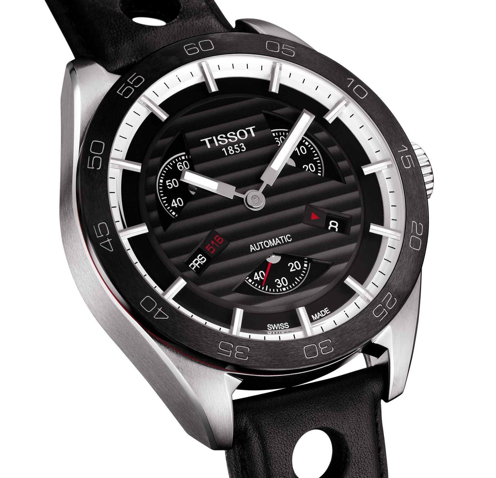 introducing the affordable and interesting tissot prs 516 triple seconds sport