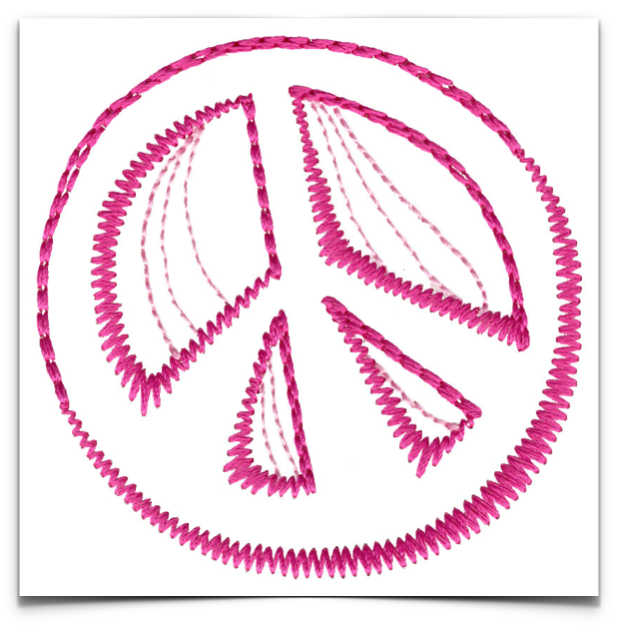 Free Embroidery Design Peace Symbol Free Embroidery Designs