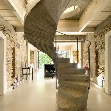 Escaleras de Interior modelos Escaleras interiores, Escalera y
