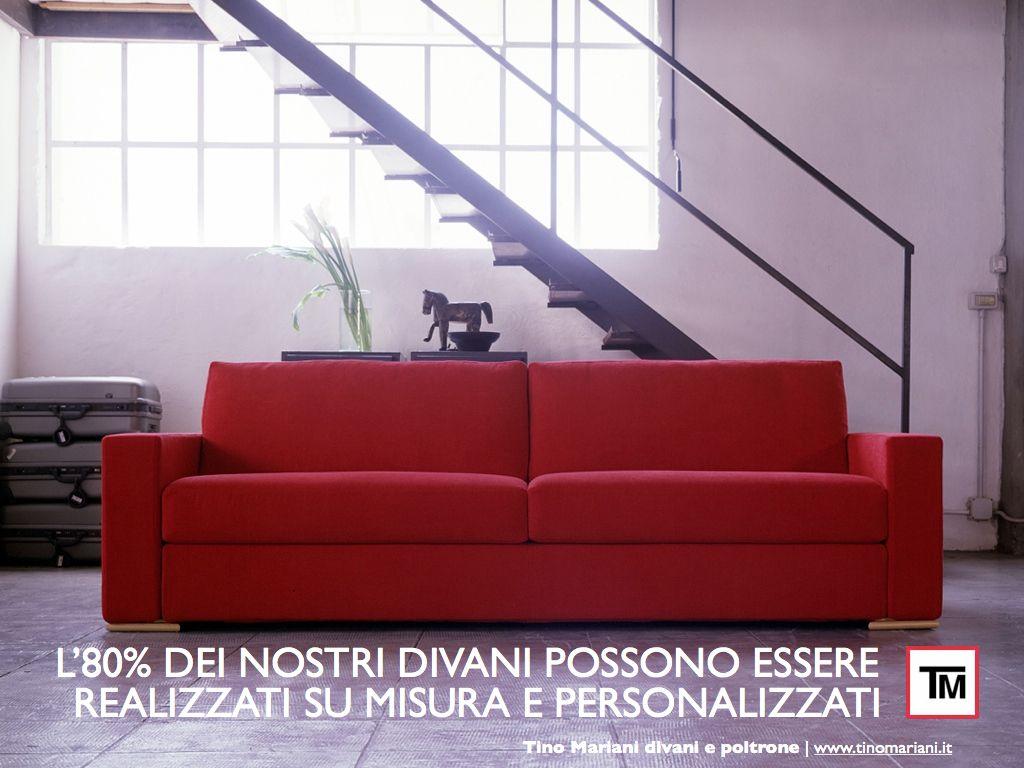 Divano Disegno ~ Divani e divani letto su misura tino mariani http: www