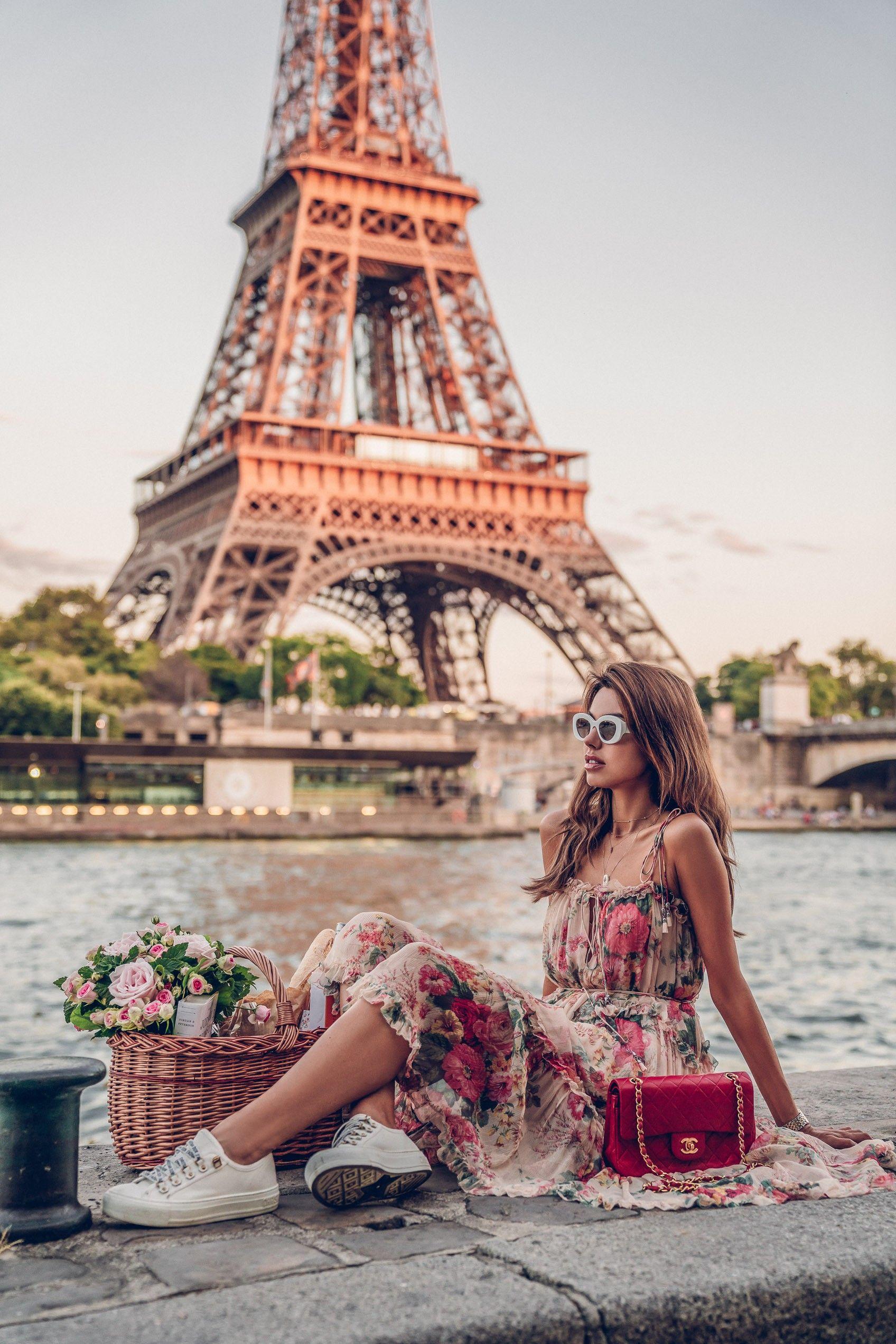 Открытка, самые красивые картинки с девушками в париже