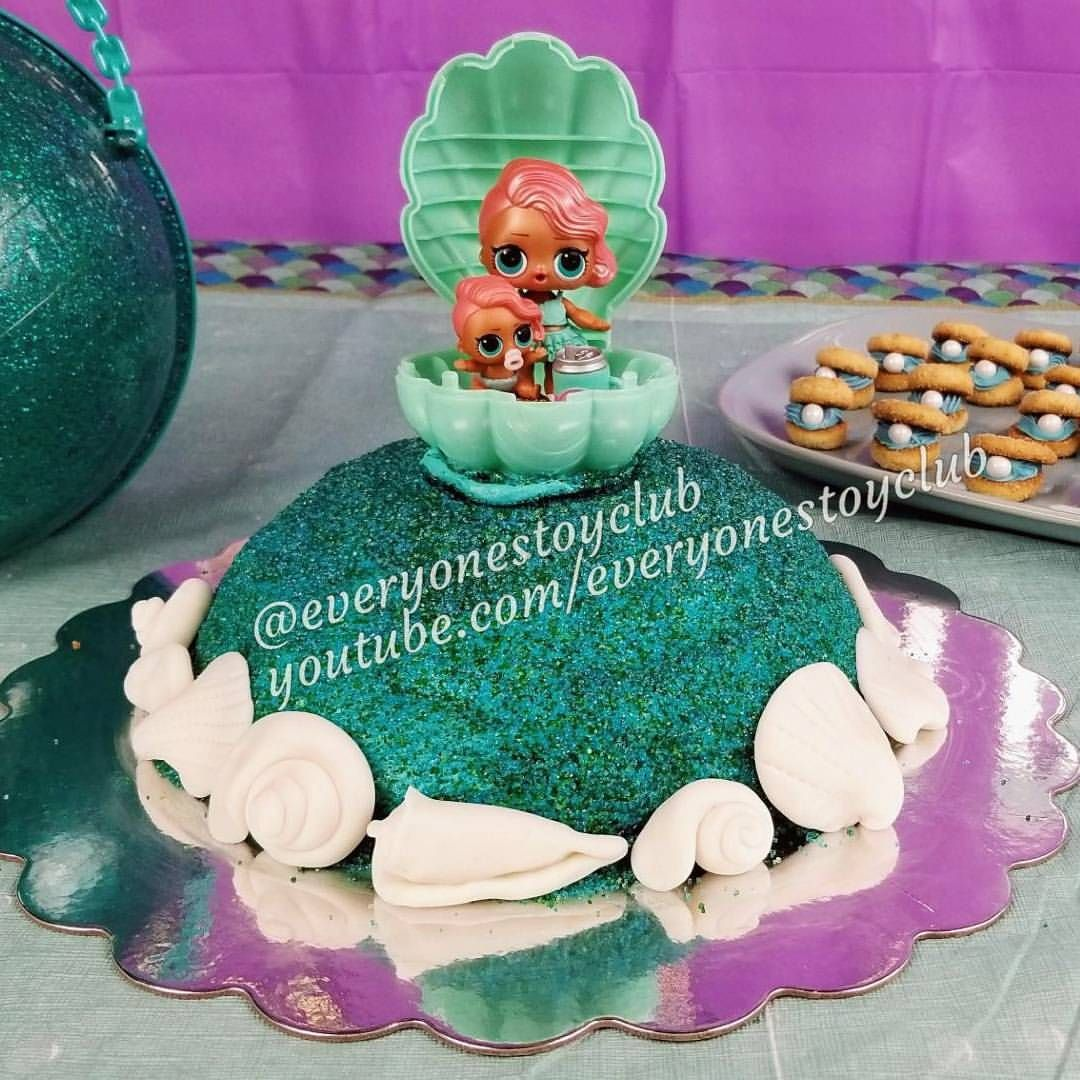 Love LOL And Mermaids? Need Some Ideas For A Birthday