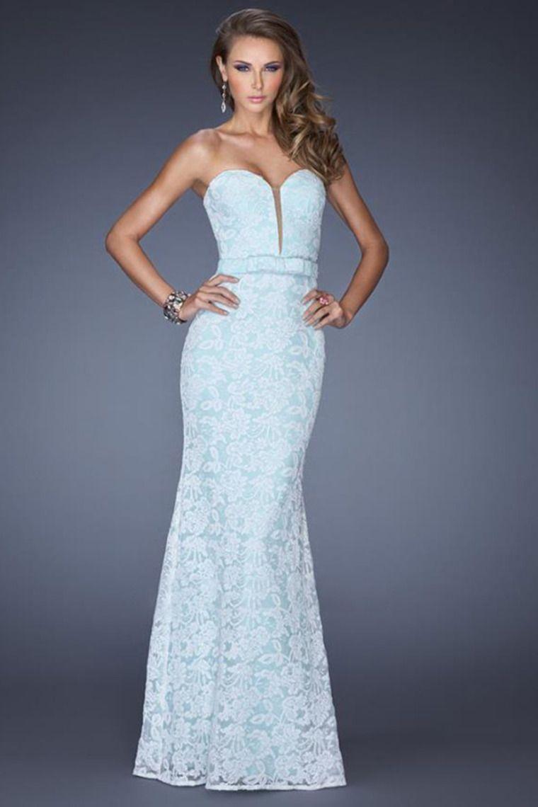 sweetheart prom dresses mermaid floor length pick up trumpet