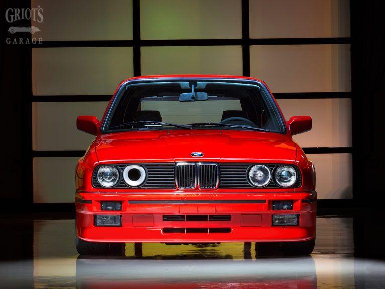 1989 Bmw E30 With A M60 V8 Bmw Bmw E30 E30