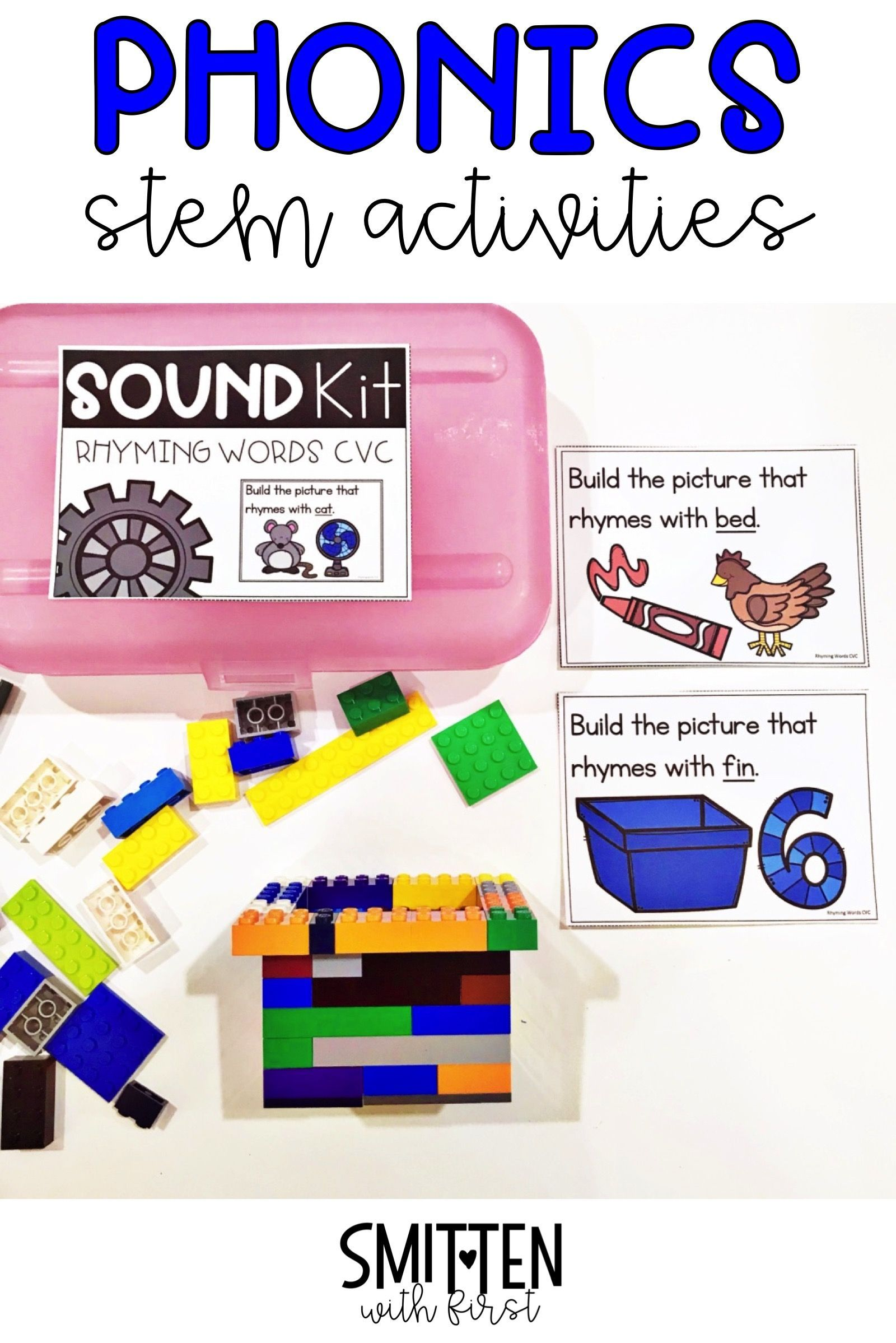 stem activities for word work station