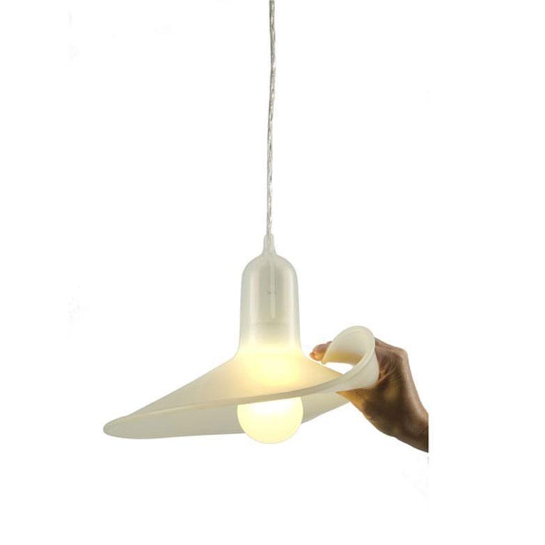Silicone Flex Ceiling Lamp