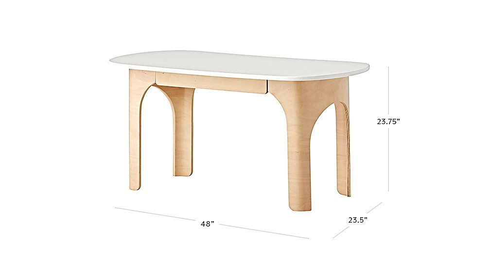 Cambridge Kids Table By Steuart Padwick Dimensions