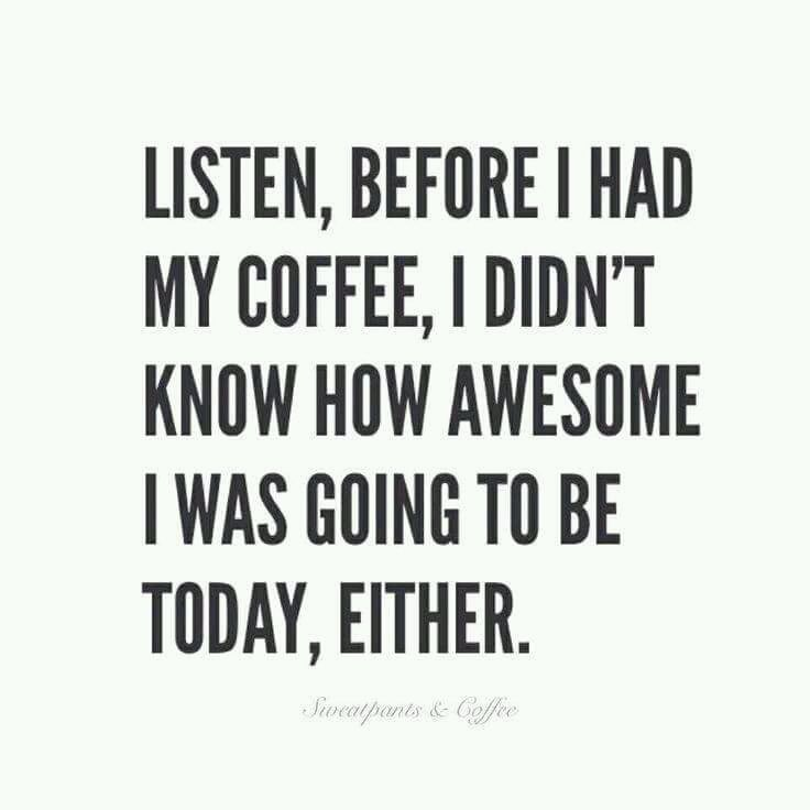 Funny Coffee Quotes | For more #awesome quotes make sure to ...