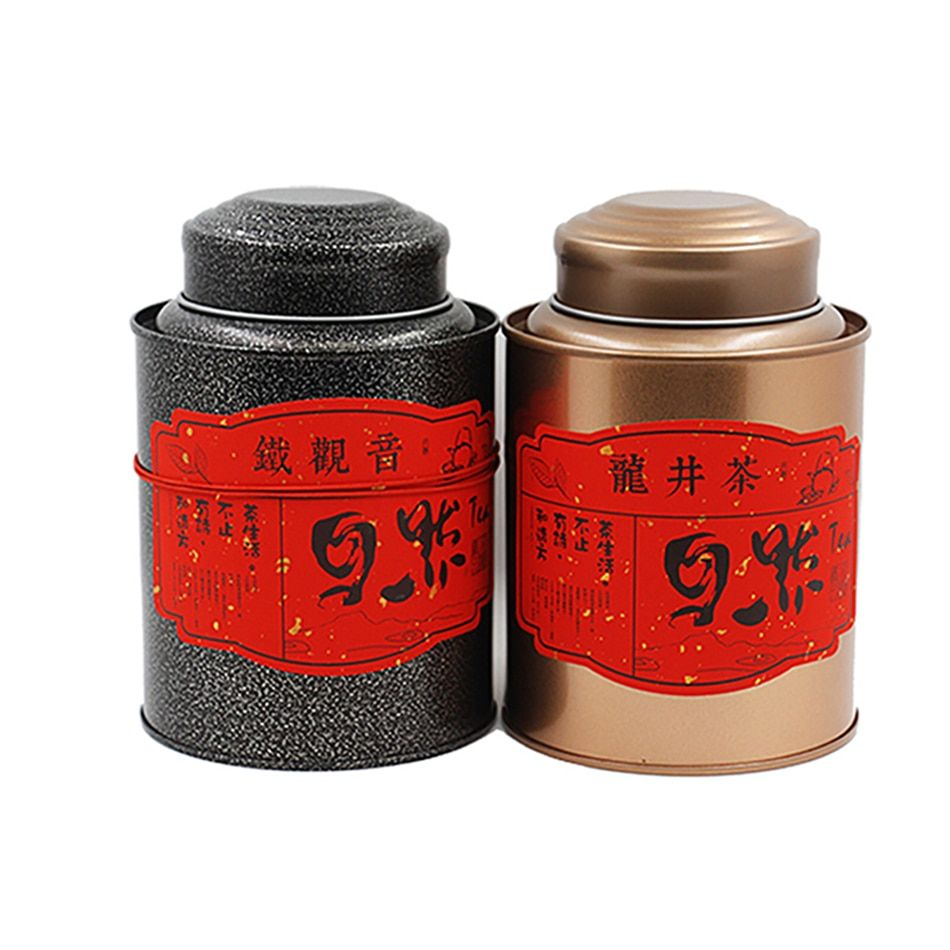 Star Packaging Food Grade Container 1 Liter Square Olive Oil Latest Design Metal Food Grade Tin Cans Star Packaging Tea Tin Boxes Tea Tins Food Containers