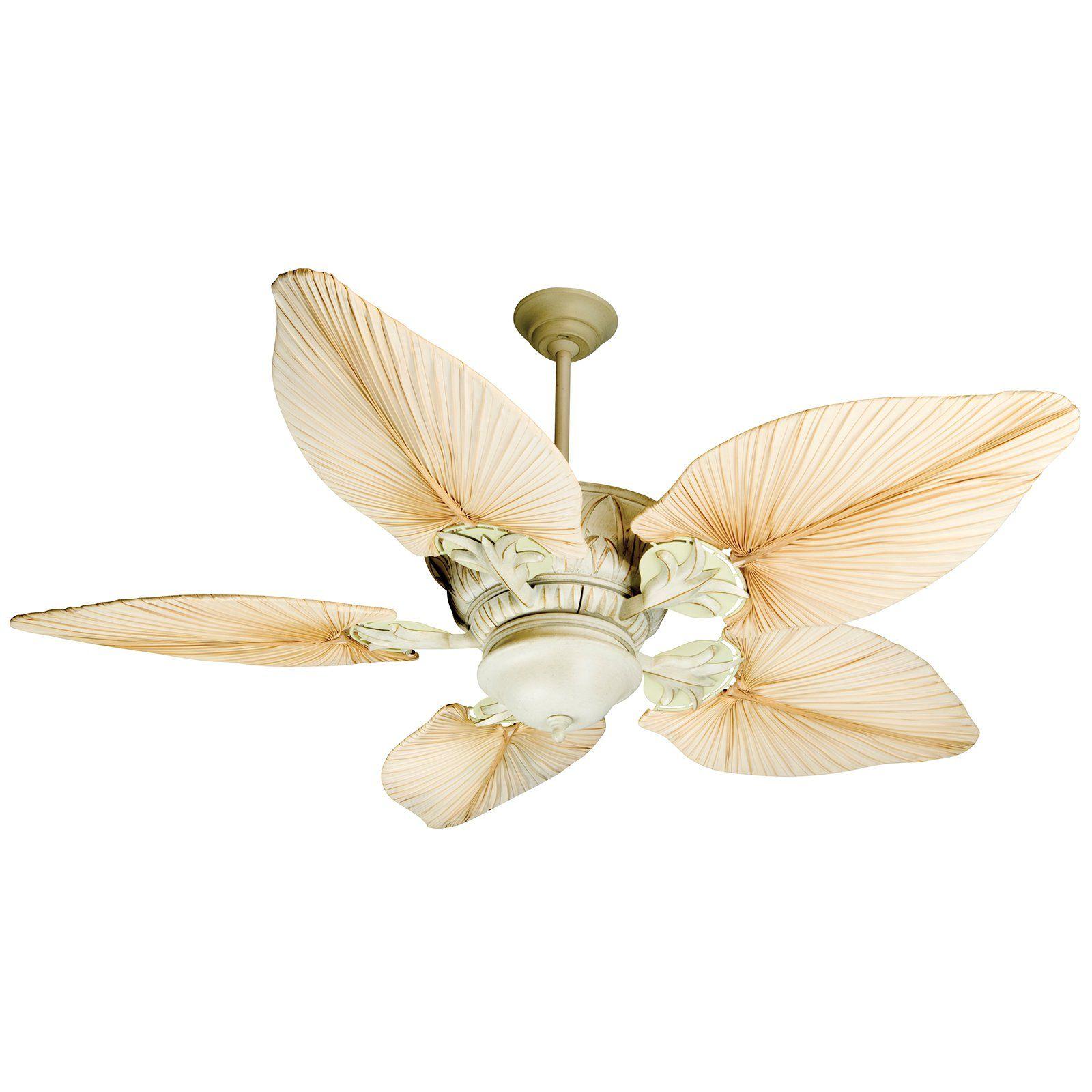 Craftmade Pavilion K 52 in Indoor Outdoor Ceiling Fan