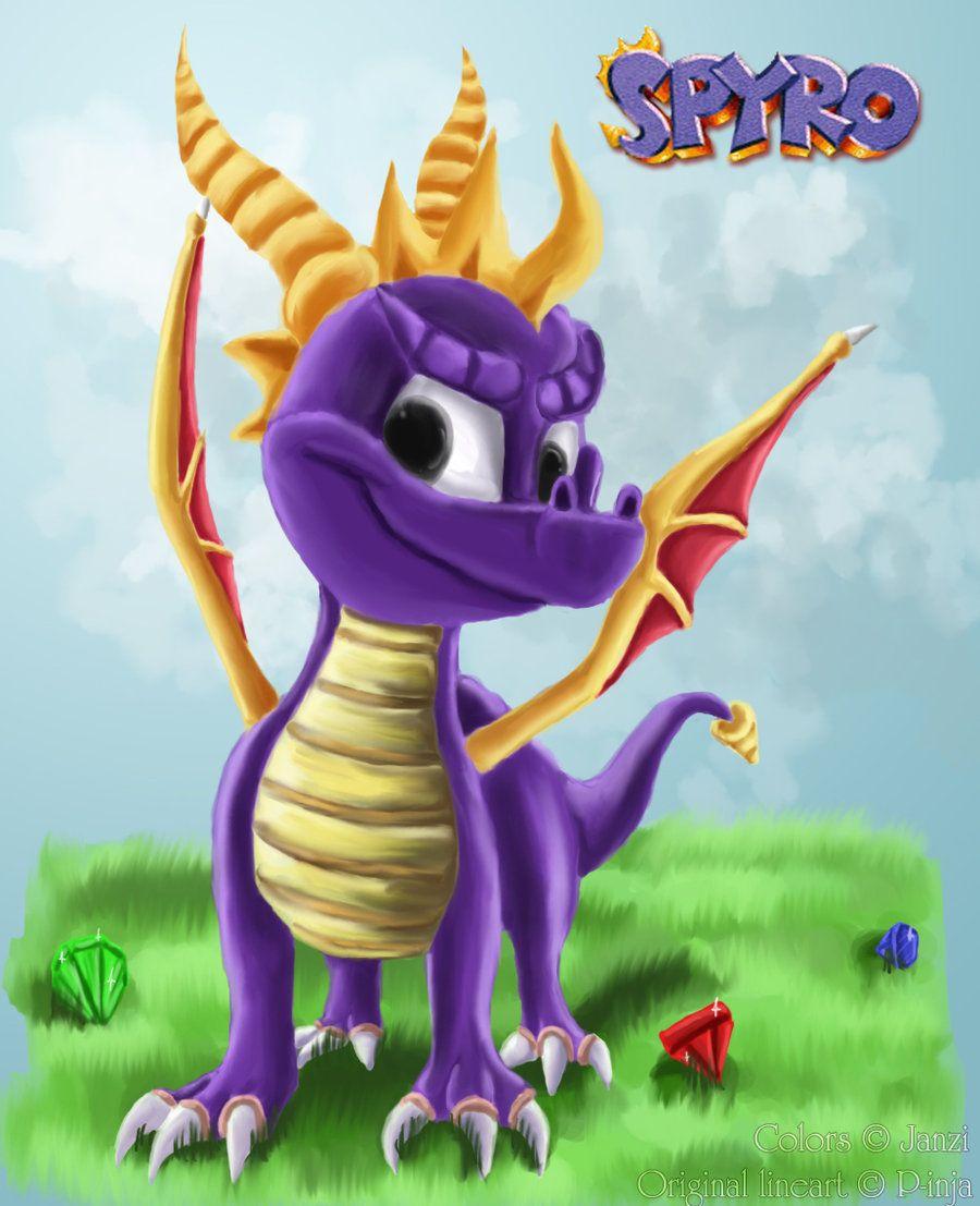 spyro the dragon spyro pinterest dragons video games and gaming