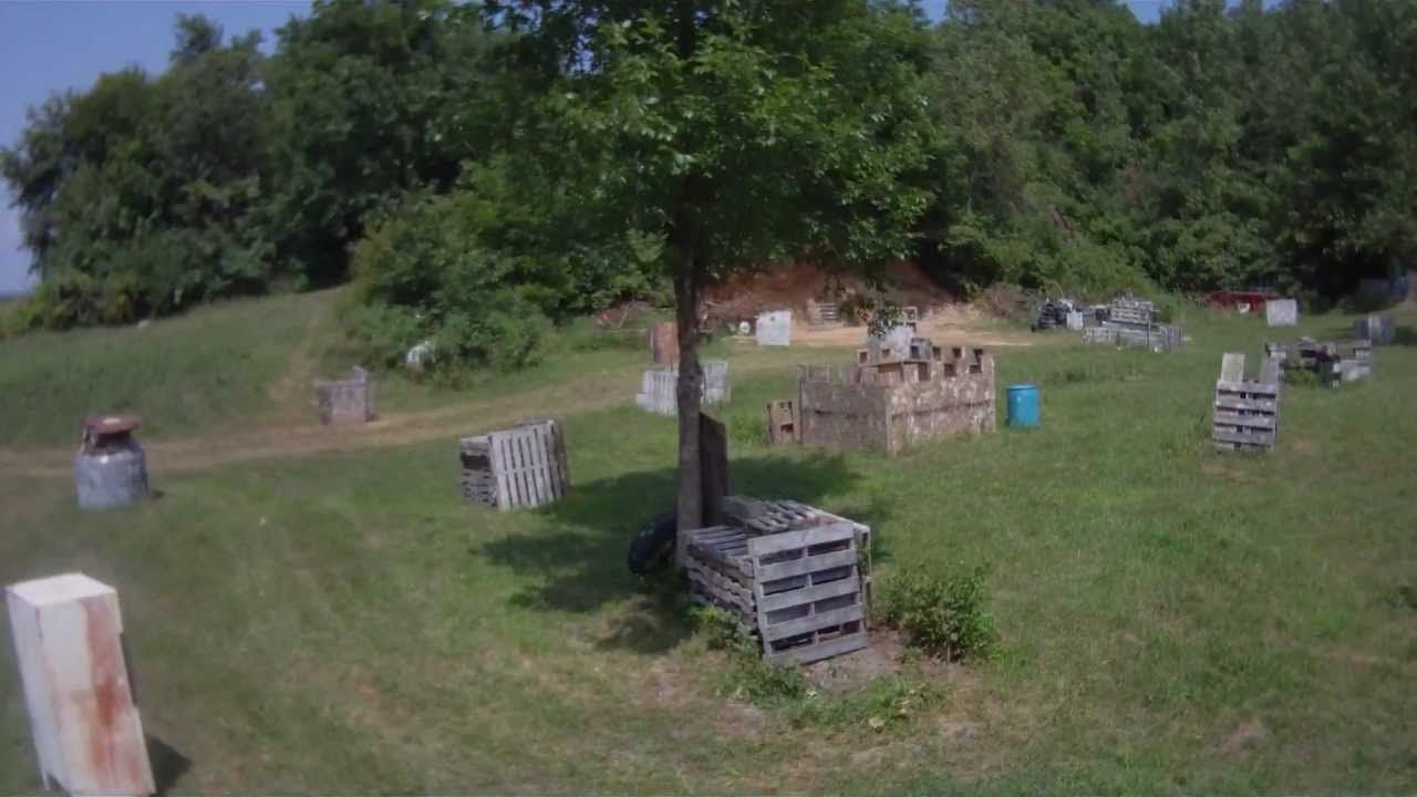 Airsoft Backyard War my next big project a backyard paintball course for the kids. i