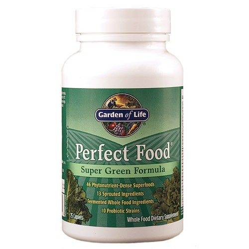 Perfect Food Super Green Formula - Discount Garden of Life Perfect ...