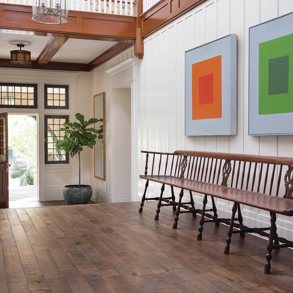 Malibu Wide Plank Take Home Sample French Oak Monterey