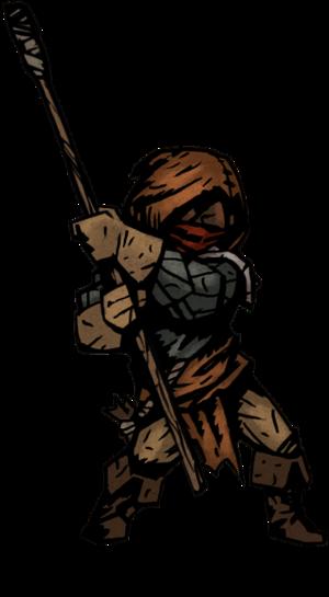 Brigand Fuseman Png Darkest Dungeon Character Design Game Art