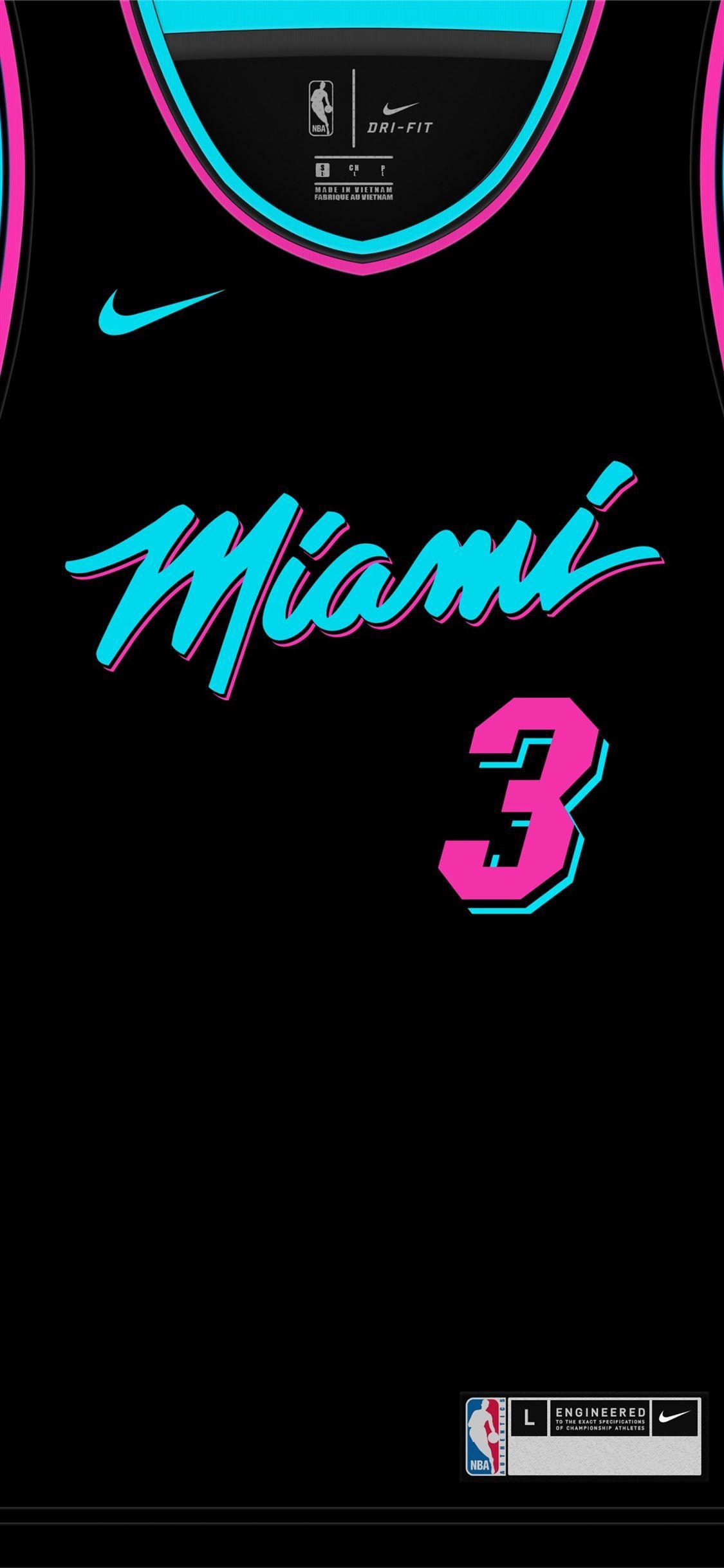 Minimal Miami Vice Jersey Mobile Album On Imgur Dwyanewade Sportcelebrity Basketballcelebrity Unitedstates In 2020 Miami Vice Nba Miami Heat Dwyane Wade Wallpaper
