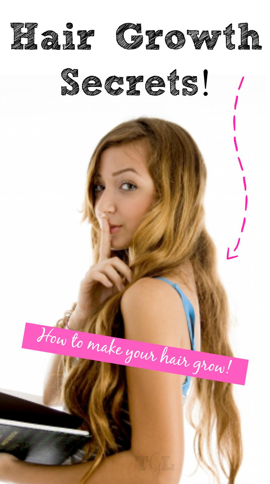Langt hår Vækst hemmeligheder og tips til at gøre det vokse-2932