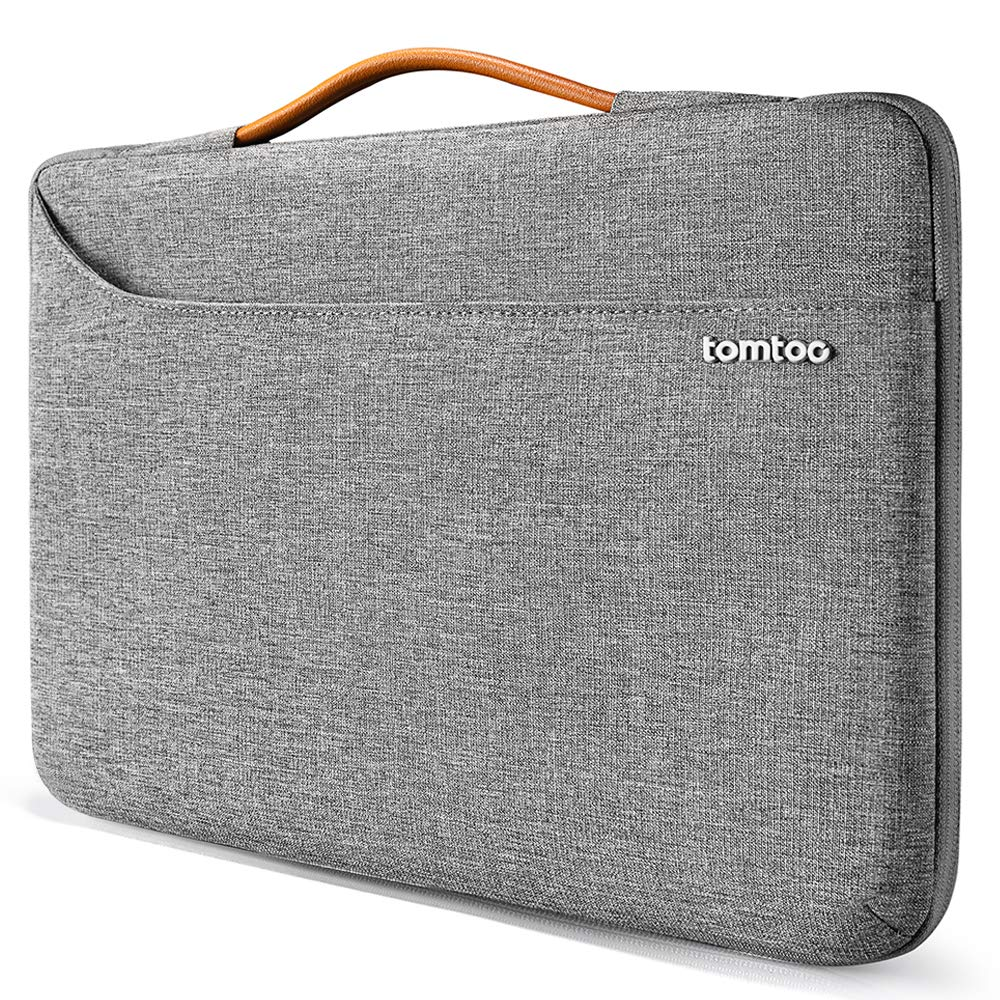 tomtoc 15 Inch 360° Protective Laptop Sleeve Briefcase ...