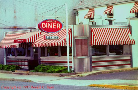 South New Jersey Diner Directory Diner American Diner New Jersey