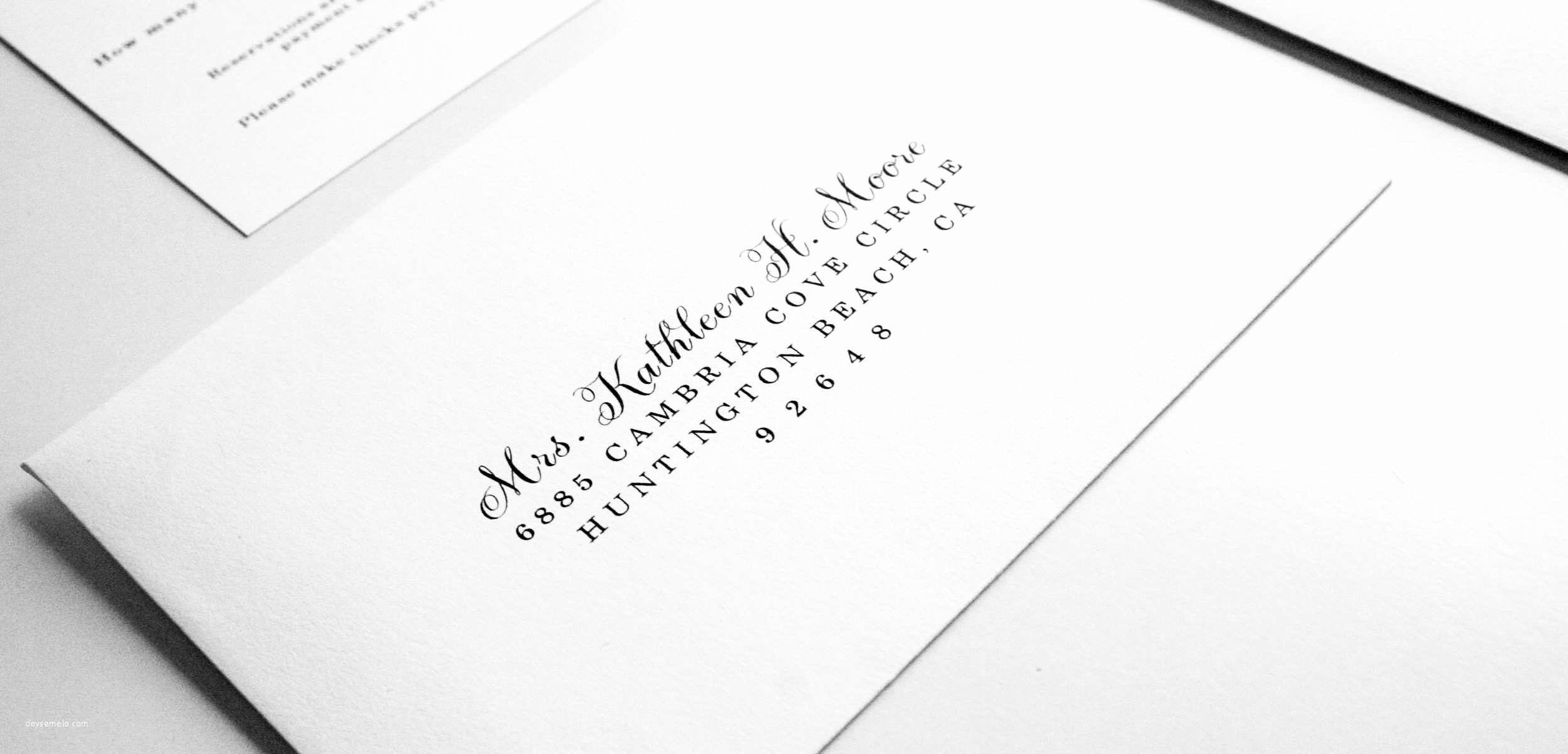 Luxury Wedding Return Address Labels
