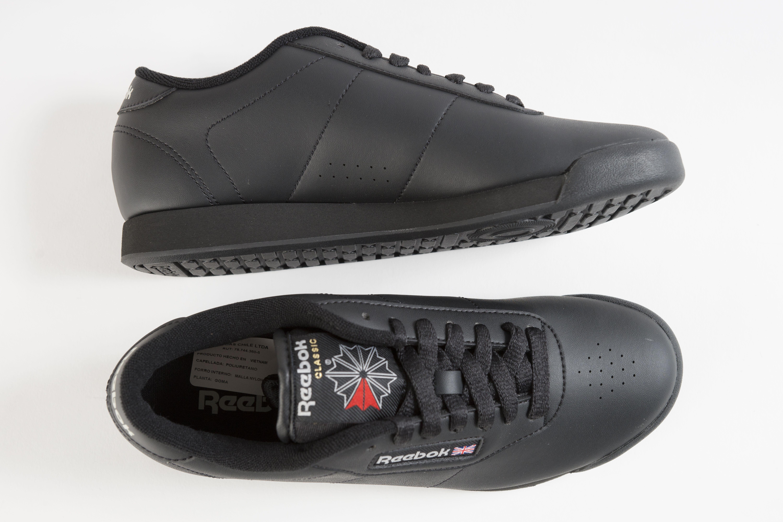 Zapatillas negras Reebok