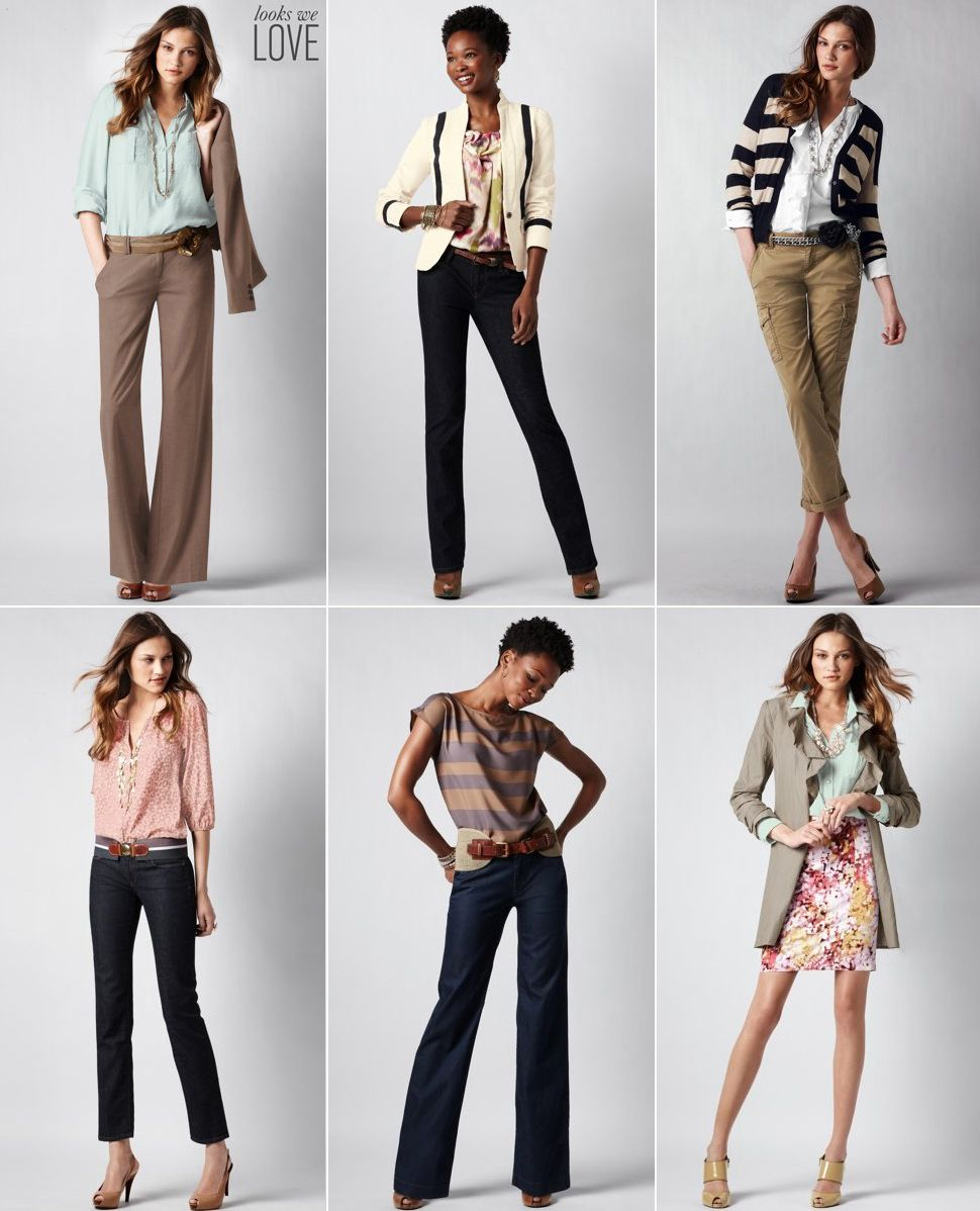 spring | Business casual attire, Work outfits women