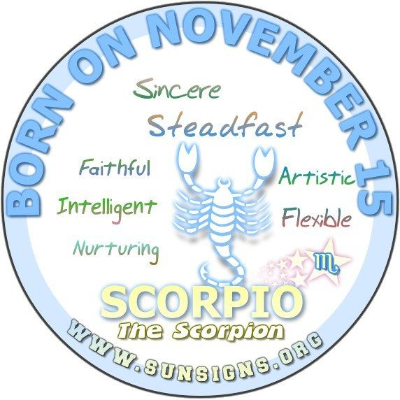 scorpio march 13 birthday astrology