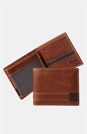 fb7dd906278f Fossil  Madison  Travel Wallet