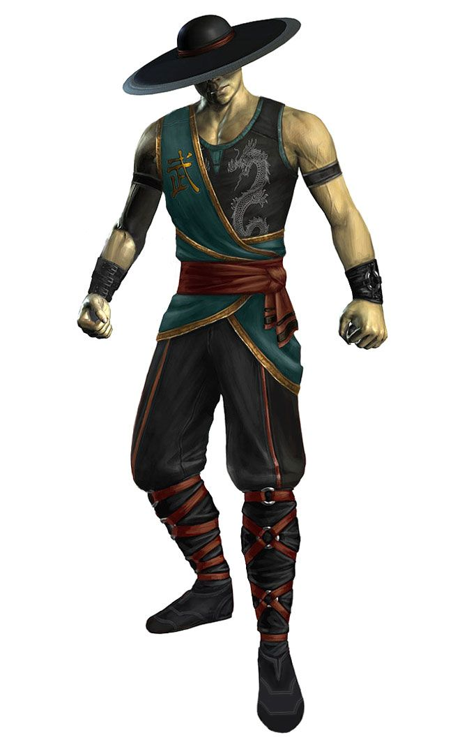 Kung Lao Characters Art Mortal Kombat Mortal Kombat Characters Mortal Kombat Art Mortal Kombat