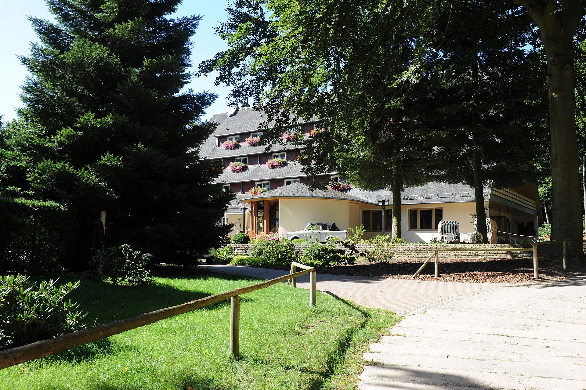 Forsthaus Langenberg Ruhiges Hotel in Einzellage Hotel