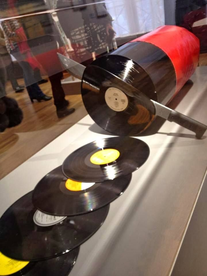Vinyl Sausage. #records #vinyl #music http://www.pinterest.com/TheHitman14/for-the-record/
