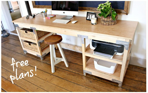 14 Brilliant Projects To Make Your Office Space Look Fabulous