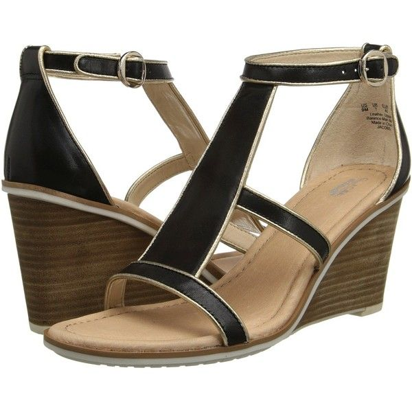 Dr. Scholl's Jacobs - Original Collection Women's Wedge Shoes ($108) ❤  liked on