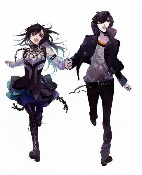 Vampire Kisses Novel Not An Anime I Love This Novel Vampire Kiss Anime Anime Chibi