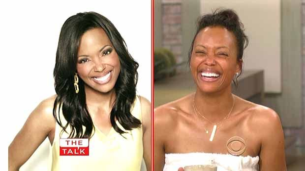 Sharon Osbourne Aisha Tyler Julie Chen Without Makeup Rumorfix