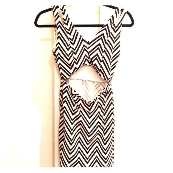 Necessary Clothing Dress Fun dress for a night out! Only worn once, great condition, like new. Extra small/small. Necessary Clothing Dresses Mini